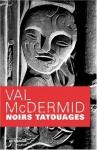 """Couverture du livre : """"Noirs tatouages"""""""