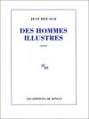 """Couverture du livre : """"Des hommes illustres"""""""
