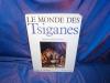 """Couverture du livre : """"Le monde des Tsiganes"""""""