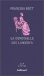 """Couverture du livre : """"La demoiselle des lumières"""""""