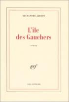 """Couverture du livre : """"L'île des Gauchers"""""""