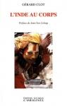 """Couverture du livre : """"L'Inde au corps"""""""
