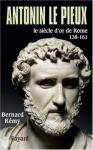 """Couverture du livre : """"Antonin le Pieux"""""""