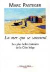 """Couverture du livre : """"La mer qui se souvient"""""""