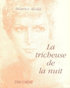 """Couverture du livre : """"La tricheuse de la nuit"""""""