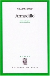 """Couverture du livre : """"Armadillo"""""""