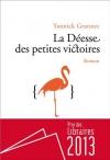 """Couverture du livre : """"La déesse des petites victoires"""""""