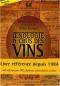 """Couverture du livre : """"Oenologie et crus des vins"""""""
