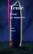 """Couverture du livre : """"Fleur de tonnerre"""""""