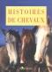 """Couverture du livre : """"Histoires de chevaux"""""""