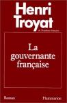 """Couverture du livre : """"La gouvernante française"""""""