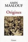 """Couverture du livre : """"Origines"""""""