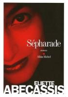"""Couverture du livre : """"Sépharade"""""""