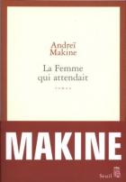 """Couverture du livre : """"La femme qui attendait"""""""