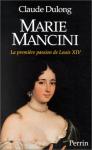 """Couverture du livre : """"Marie Mancini"""""""