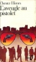 """Couverture du livre : """"L'aveugle au pistolet"""""""