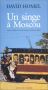 """Couverture du livre : """"Un singe à Moscou"""""""