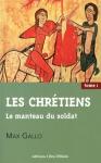 """Couverture du livre : """"Le manteau du soldat"""""""