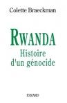 """Couverture du livre : """"Rwanda"""""""
