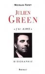 """Couverture du livre : """"Julien Green"""""""