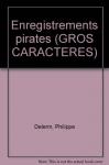 """Couverture du livre : """"Enregistrements pirates"""""""