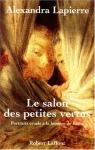 """Couverture du livre : """"Le salon des petites vertus"""""""