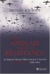 """Couverture du livre : """"Des Anglais dans la Résistance"""""""