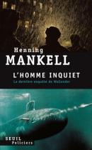 """Couverture du livre : """"L'homme inquiet"""""""