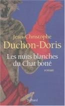 """Couverture du livre : """"Les nuits blanches du Chat Botté"""""""