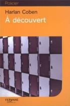 """Couverture du livre : """"À découvert"""""""
