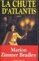 """Couverture du livre : """"La chute d'Atlantis"""""""