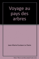 """Couverture du livre : """"Voyage au pays des arbres"""""""