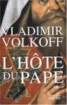 """Couverture du livre : """"L'hôte du Pape"""""""