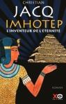 """Couverture du livre : """"Imhotep, l'inventeur de l'éternité"""""""