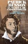 """Couverture du livre : """"La statue du commandeur"""""""