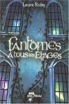 """Couverture du livre : """"Fantômes à tous les étages"""""""