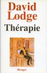 """Couverture du livre : """"Thérapie"""""""