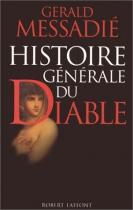 """Couverture du livre : """"Histoire générale du diable"""""""