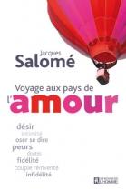 """Couverture du livre : """"Voyage aux pays de l'amour"""""""