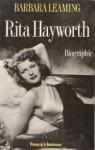 """Couverture du livre : """"Rita Hayworth"""""""