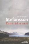 """Couverture du livre : """"Entre ciel et terre"""""""