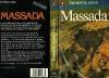 """Couverture du livre : """"Massada"""""""