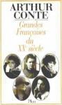 """Couverture du livre : """"Grandes françaises du XXe siècle"""""""