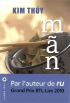"""Couverture du livre : """"Man"""""""
