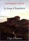 """Couverture du livre : """"Le songe d'Empédocle"""""""