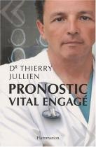 """Couverture du livre : """"Pronostic vital engagé"""""""