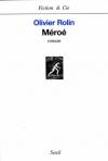 """Couverture du livre : """"Méroé"""""""