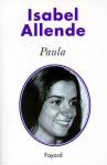 """Couverture du livre : """"Paula"""""""