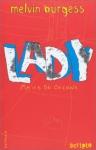 """Couverture du livre : """"Lady"""""""