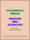 """Couverture du livre : """"Journal d'un parfumeur ; suivi d'un Abrégé d'odeurs"""""""